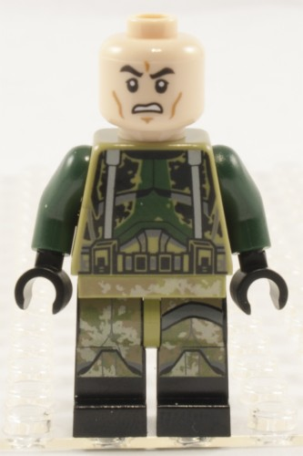 75043 - Commander Gree No Helmet