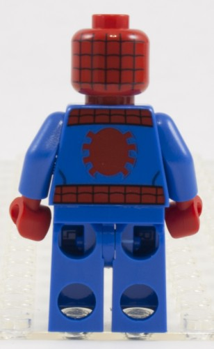 76015 - Spider-man Back