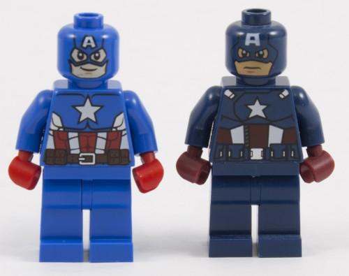 76017 - Captain America Comparison