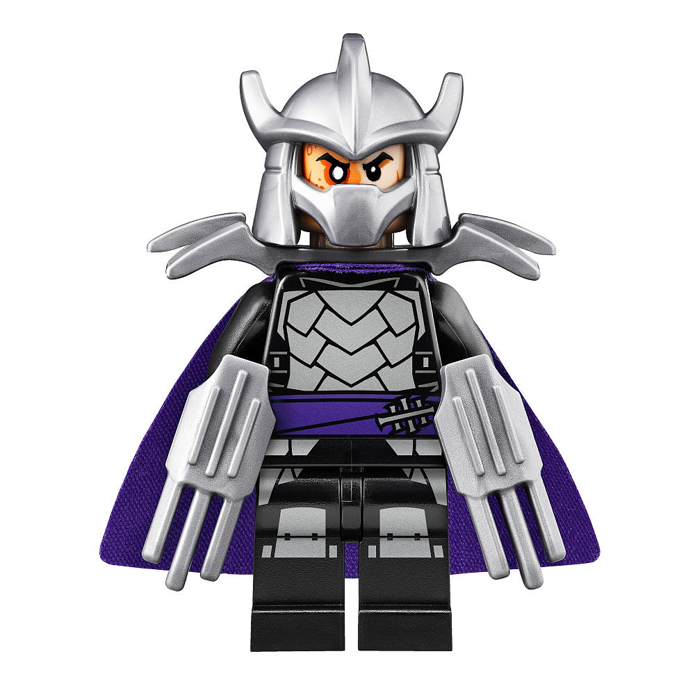 lego ninja turtles shredder