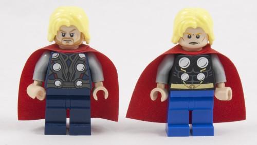 Thor Comparison