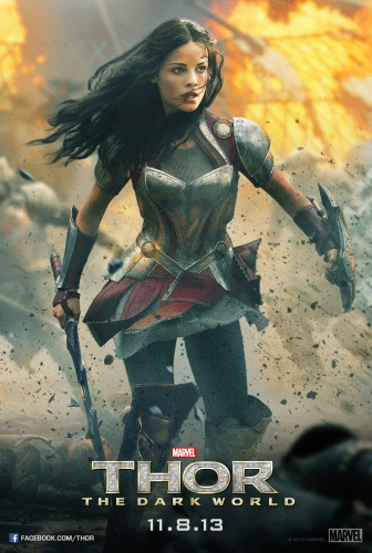 Thor-The-Dark-World-Sif-Poster