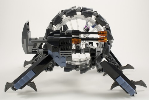 75040 - Wheel Bike Side Legs Down