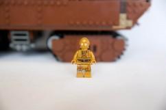75059 Sandcrawler - C-3PO 1