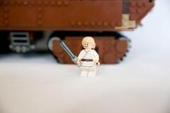 75059 Sandcrawler - Luke Skywalker 1