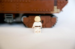 75059 Sandcrawler - Luke Skywalker 2