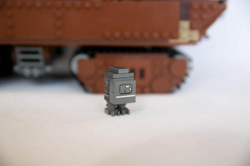 75059 Sandcrawler - Gonk Droid