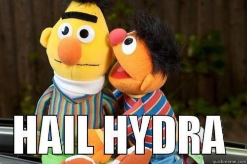 Hail Hydra 5