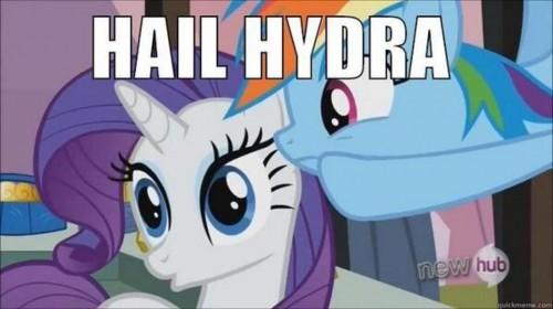 Hail Hydra 6