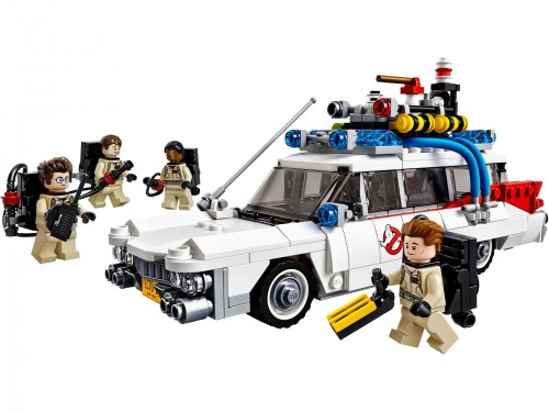 21108 Ghostbusters Ecto-1