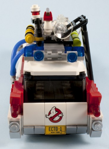 21108 - Ecto-1 Rear