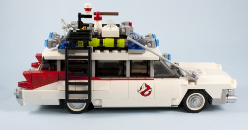 21108 - Ecto-1 Right Side