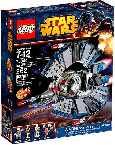 75044 Droid Tri-Fighter box