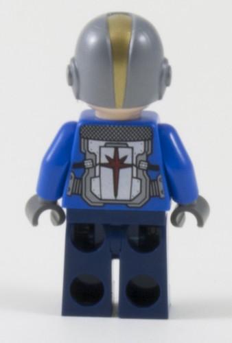 76019 - Nova Officer Back