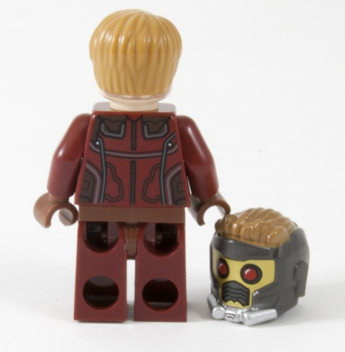 76021 - Star-Lord Back