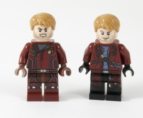 76021 - Star-Lord Comparison
