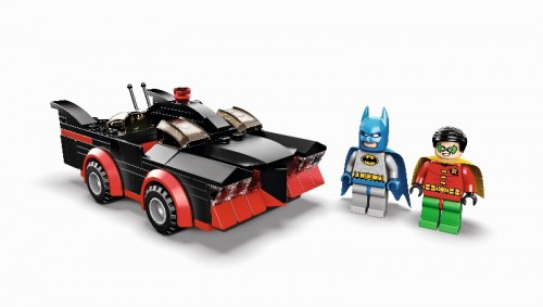 Batmobile Exclusive