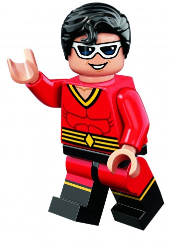 LEGO Plastic Man