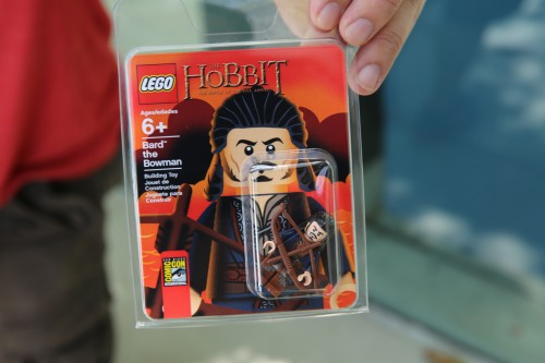 LEGO SDCC Exclusive Bard the Bowman Front