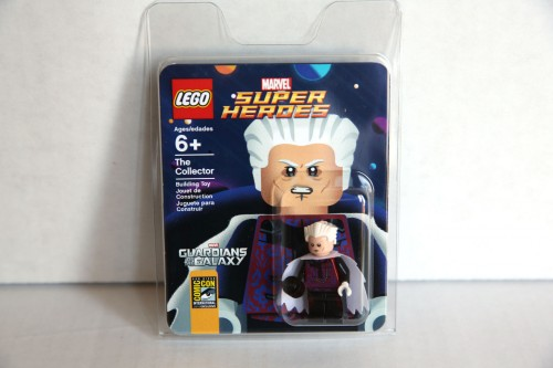 LEGO SDCC Exclusive The Collector 1