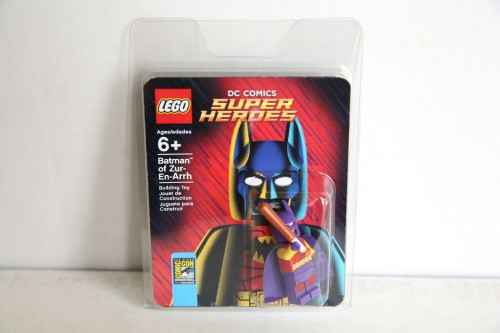 LEGO SDCC Exclusive Zur-En-Arrh Batman 1