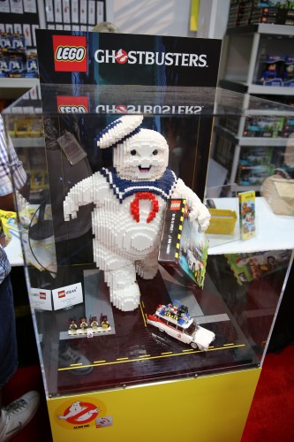 LEGO Stay Puft Marshmallow Man 1