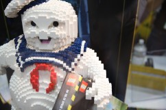 LEGO Stay Puft Marshmallow Man 6
