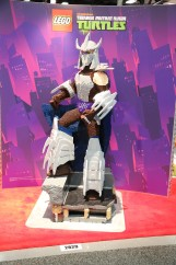 Shredder Statue 1