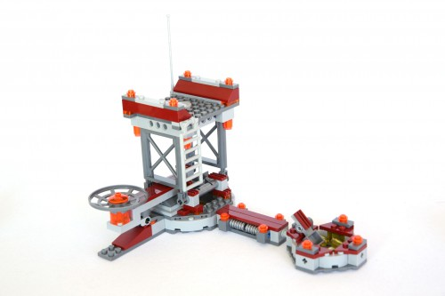 76020 Knowhere Escape Mission 8