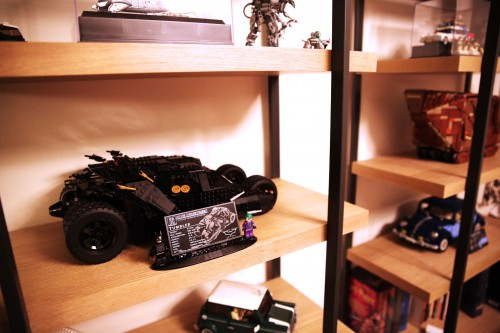 Tumbler on the Shelf