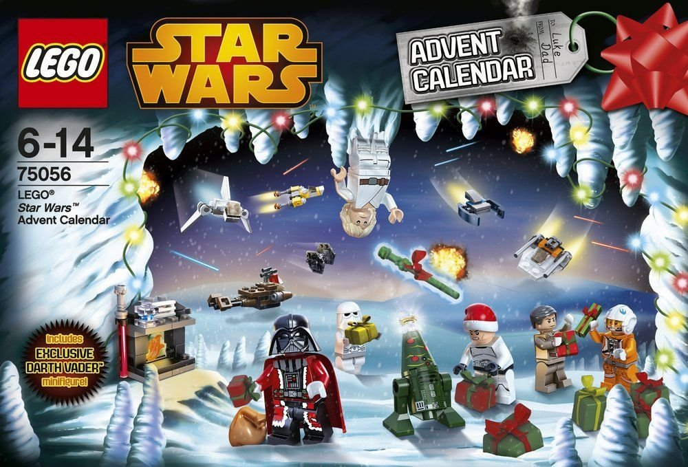 ... Review: 75056 LEGO Star Wars Advent Calendar   From Bricks To Bothans