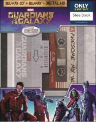 Guardians Steelbook