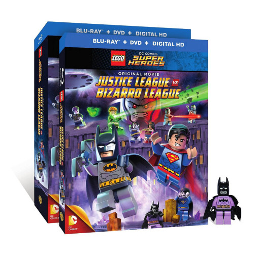 Justice League vs Bizarro League2