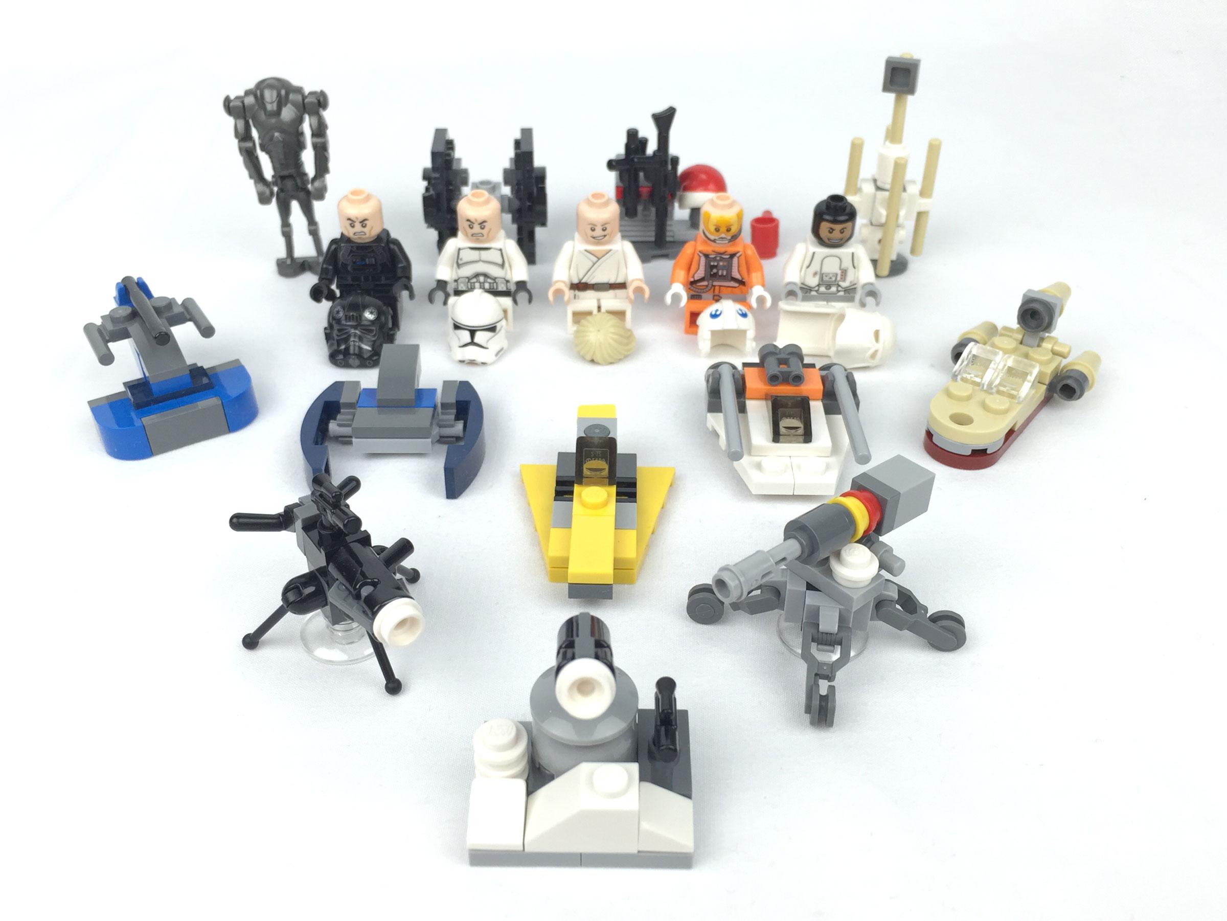 LEGO Star Wars News: LEGO Star Wars 2014 Advent Calendar Day 17 ...