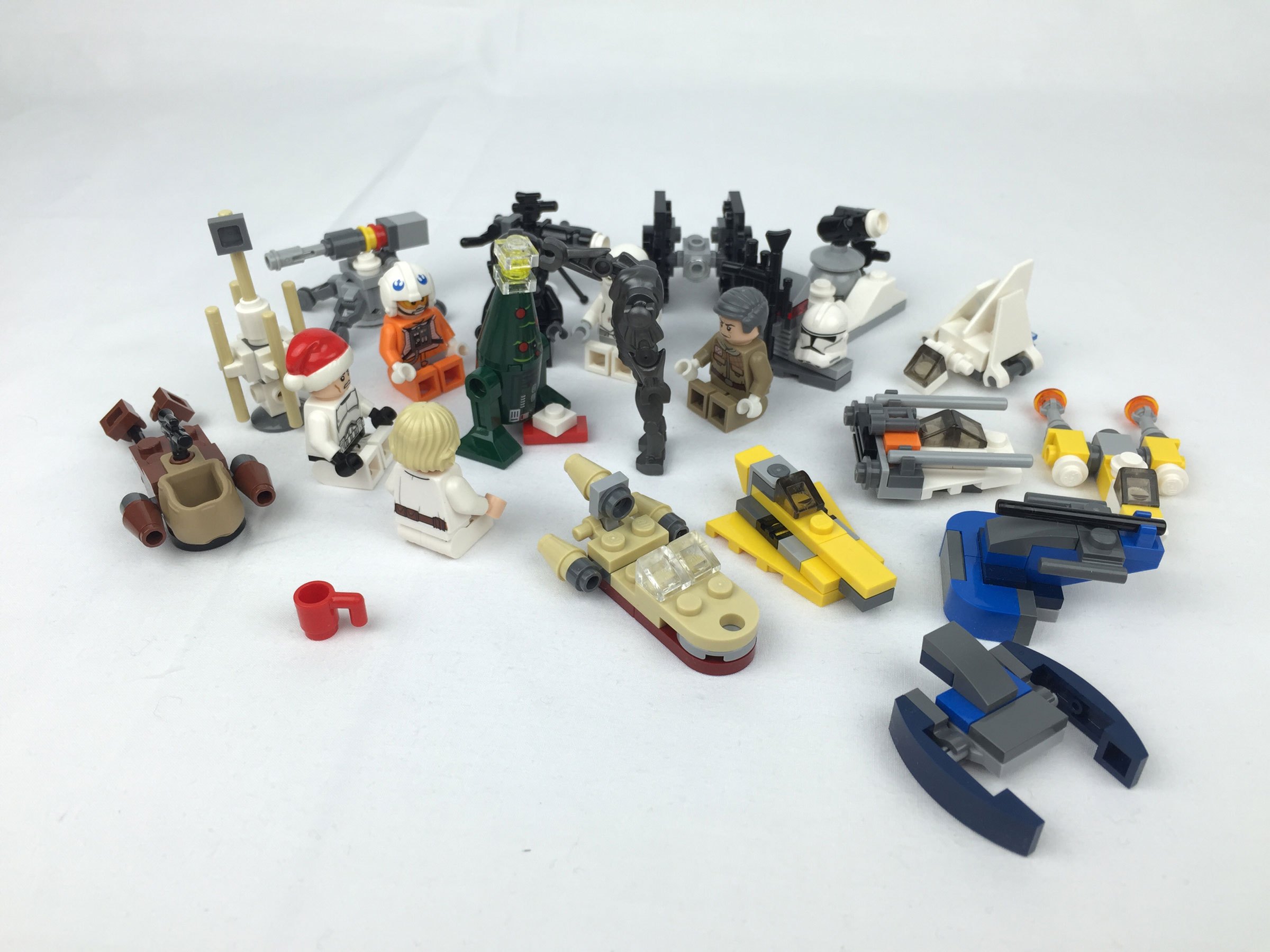 LEGO Star Wars News: LEGO Star Wars 2014 Advent Calendar Day 22 ...