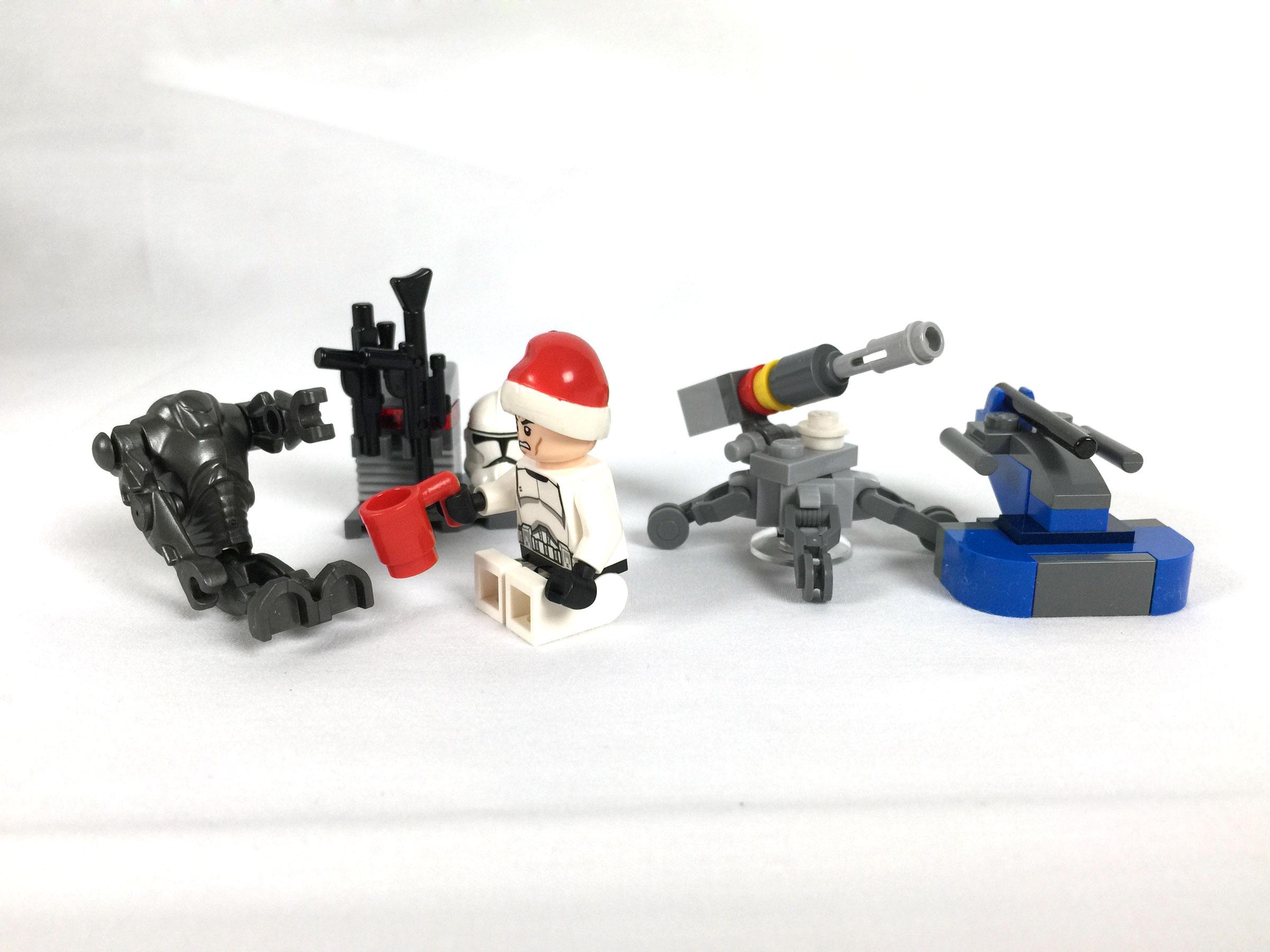 LEGO Star Wars News: LEGO Star Wars 2014 Advent Calendar Day 5 ...
