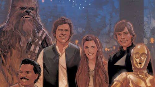 Force Awakens Lead-Up Comics