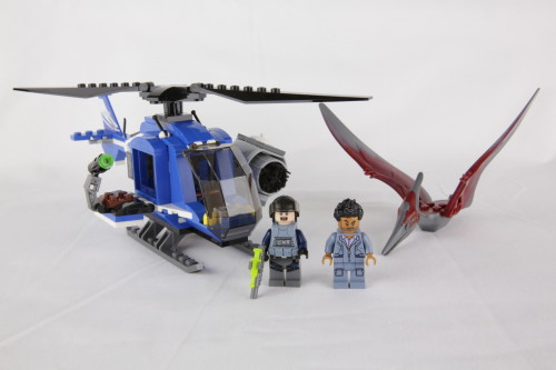 75915 Pteranodon Capture - 1