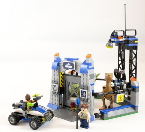 75920 Raptor Escape Full Set