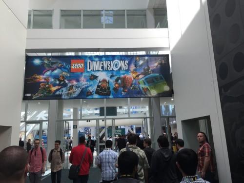 LEGO Dimensions Banner