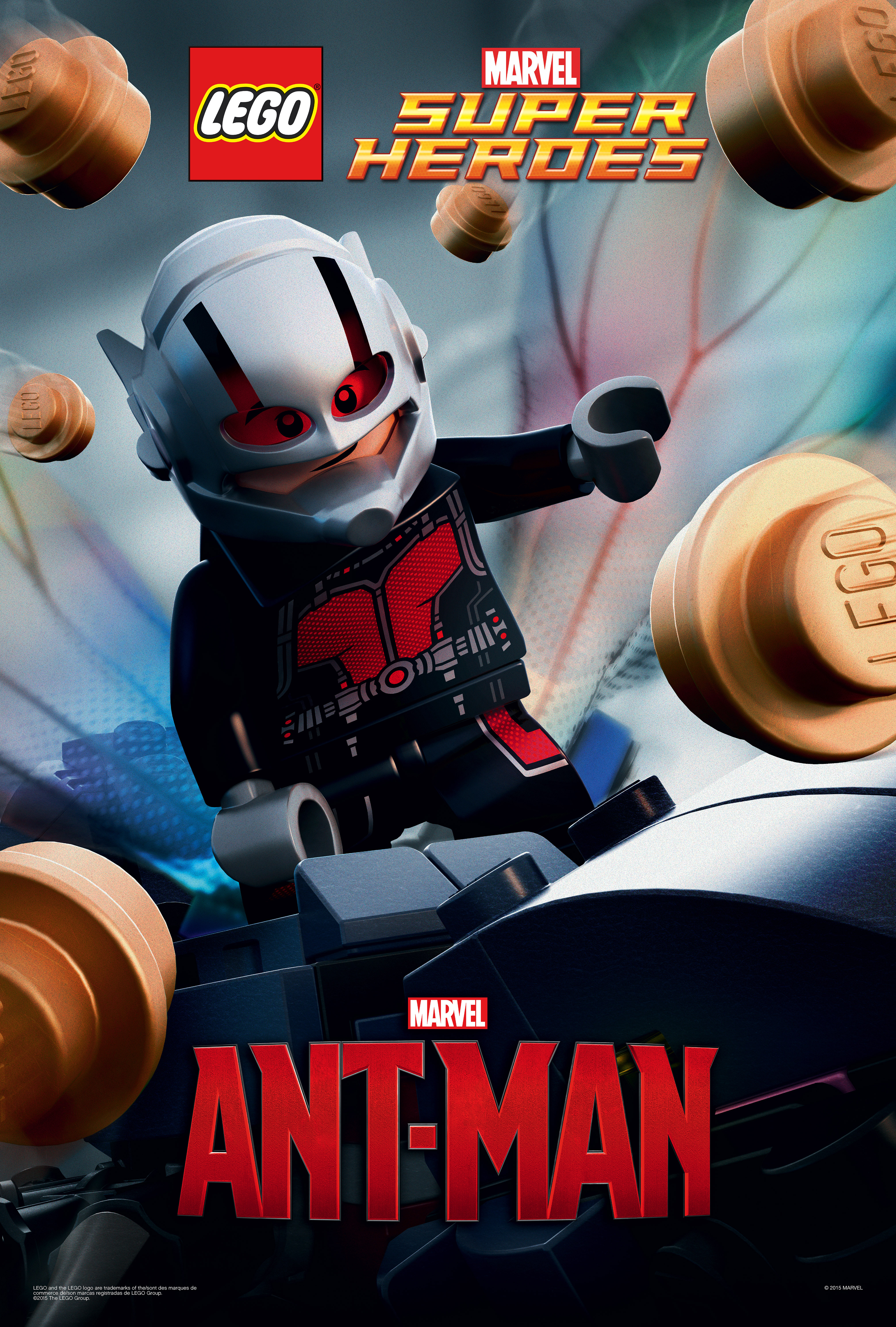 """MARVEL COLLECTION  /"""" ANT MAN II #3 /"""""""