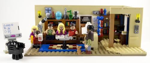 21302 - The Big Bang Theory Full Set