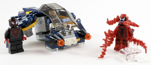 76036 - Carnage's SHIELD Sky Attack Full Set