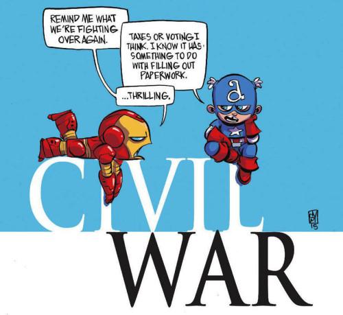 Civil war Variant