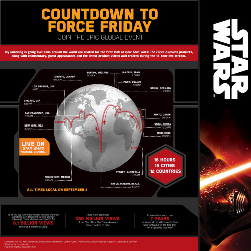 Force Friday Countdown