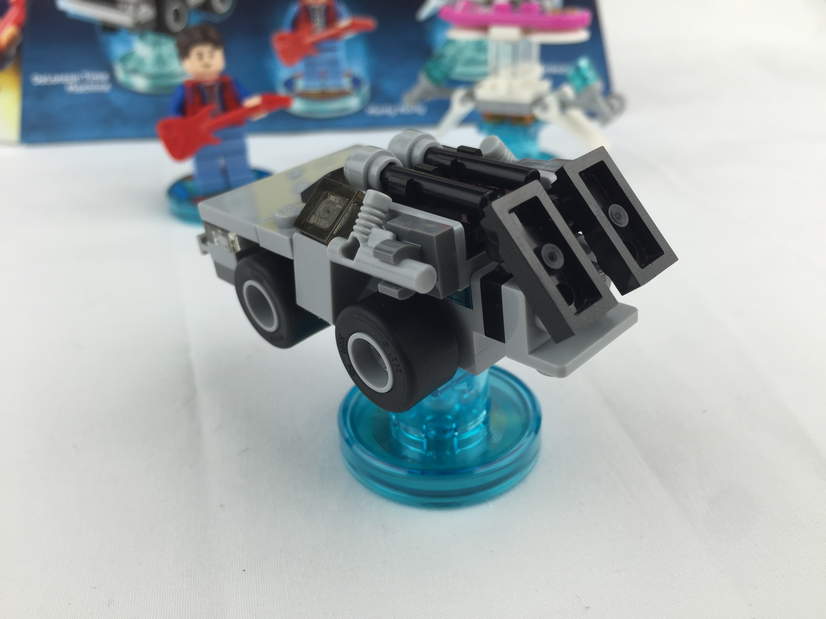 LEGO Dimensions News: Previewing The LEGO Dimensions 71201 ...