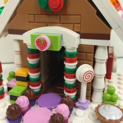 40139 Gingerbread House - 14
