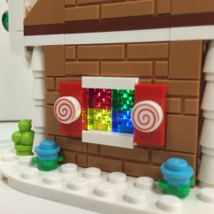 40139 Gingerbread House - 6