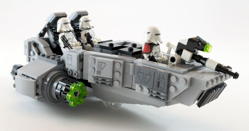 75100 First Order Snowspeeder Full Set