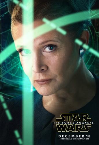 Poster - Leia